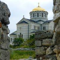 Крым. На земле древнего Херсонеса. :: Андрей Козлов