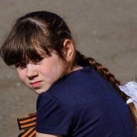 портрет девочки :: Алексей Golovchenko