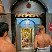 Индия. Индуистский храм. Святая святых :: Владимир Шибинский