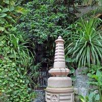Таиланд. Бангкок. Уголок монастыря :: Владимир Шибинский