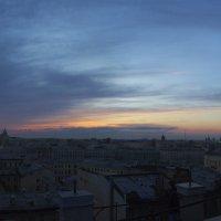 Закат на Гороховой :: Ivan Zaytcev