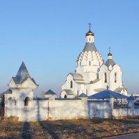 Церковь :: Olga Ксензова