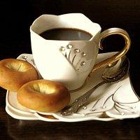 Чашечка кофе :: Ольга Кондратова