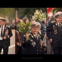 9 мая — День Победы — останется неизменным. Вечная слава Победителям! :: Алексей Латыш