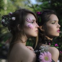 цветы :: Любовь Kozochkina