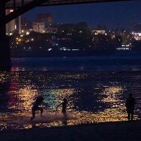 Ночное купание :: Мария Арбузова