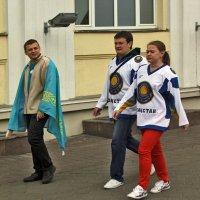 ЧМ по хоккею в Минске :: Светлана З