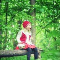 Красная шапочка ... :: Дина Seredina