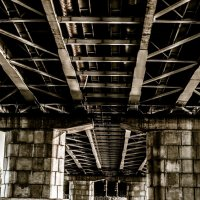 под мостом :: lev