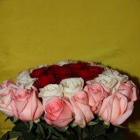 Букет из роз. :: Андрей