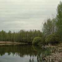 """""""Колдовское"""" озеро4 :: Kassen Kussulbaev"""