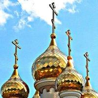 Купола... :: Михаил Столяров
