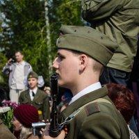 На страже :: Alexey Bogatkin
