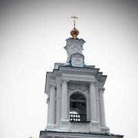 Николо-Песковская (Ильинская) церковь :: Александра Старых