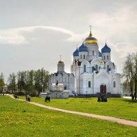 Намоленность из глубины веков пройдёт волной по телу :: Ирина Данилова