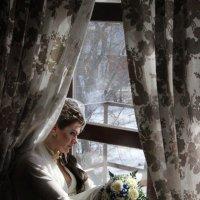У окна... :: Дмитрий Томин