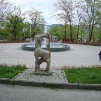 миниатюра в парке :: Геннадий Черкасов