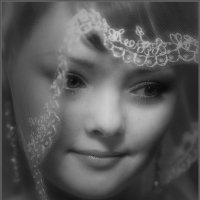 Портрет невесты... :: Александр Никитинский