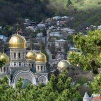 Свято- Никольский храм :: Marina Timoveewa