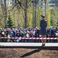На митинге! :: Василий Игумнов