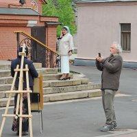 Жизнь в её проявлениях. :: Геннадий Александрович