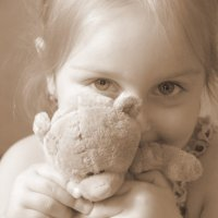 Любимый мишка :: Saniya Utesheva