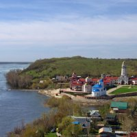 Приволжский монастырь :: Дмитрий