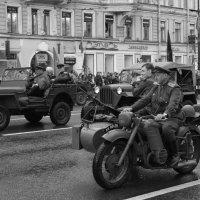 9 мая на Невском :: Андрей Вестмит