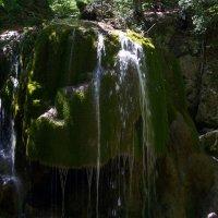 Водопад Серебрянные струи :: Maks Wraith