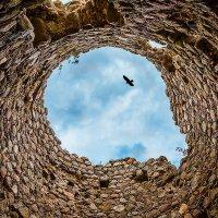 Небо из башни :: Яна К