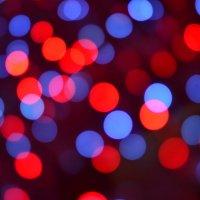 Разноцветные огоньки :: Roman Norkin