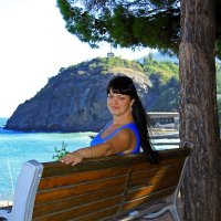 Однажды у Черного моря в Крыму... :: Nataliya Oleinik