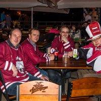 Самые многочисленные гости чемпионата из Латвии! :: Сергей Хомич