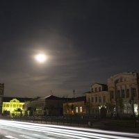 Город спит. :: Андрей Чиченин