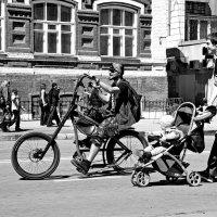 9 мая на улицах Самары :: Арсений Корицкий