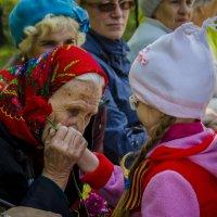 Во внуках наша сила :: Татьяна Степанова