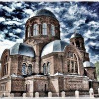 Храм Георгия Победоносца в г. Ахтырка :: Евгений Кочуров