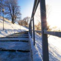 Зимняя дорога (HDR) :: Roman Norkin