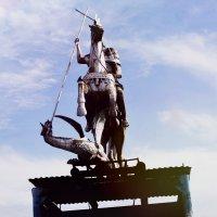 Памятник :: Ридван Сардаров