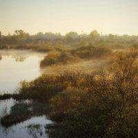 Утренняя тишина :: Олег Кашаев