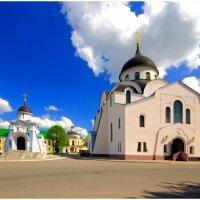 Воскресенский кафедральный собор. Тверь. :: Влад Майоров