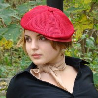 Современная красная шапочка. :: Руслан Грицунь