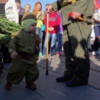 9 мая 2014 г. Бессмертный полк. Поколение. * :: Юрий Журавлев