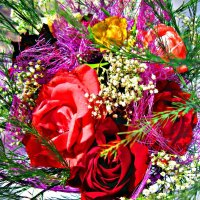 Букет цветов :: Татьяна Королёва