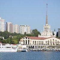 Морской порт Сочи :: ValentinaS Skvorcova