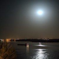 ночная навигация :: Андрей ЕВСЕЕВ