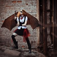 steampunk :: Anastasia Zamesina