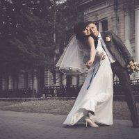 Полина и Артём. 26.04.2014 :: Дмитрий Петровец