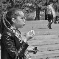 как в детстве :: Дмитрий Новоселов