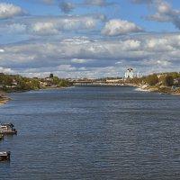 Великая река. :: Виктор Грузнов